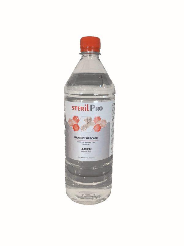 Twist Top Sanitiser Bottle