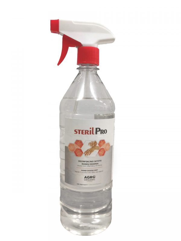 Hand Sanitiser 1 Litre Spray