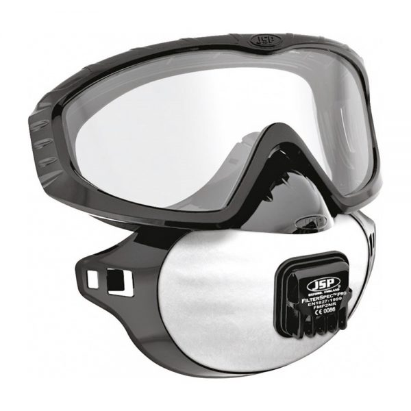 Goggles Mask Combo FFP3 PPE