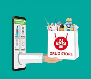 Buying Medicines with your phone