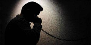 A man in London makes a fake call to an escort