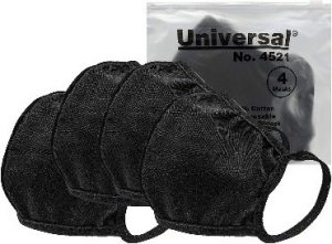 Universal 4521 Fabric Face Masks