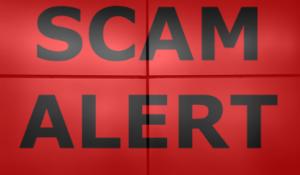Scam Alert Text