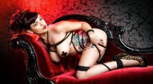inner vixen pic for busty London escorts