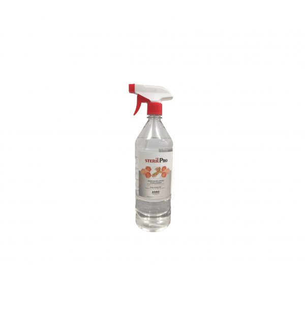 I Litre Spray Hand Sanitiser