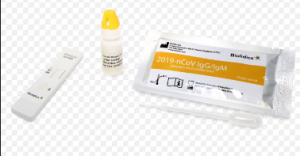 Procedure of COVID-19 Test Kits