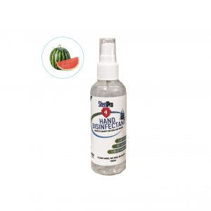 Sanitiser Spray Water Melon Fragrance - Handbag size 100ml