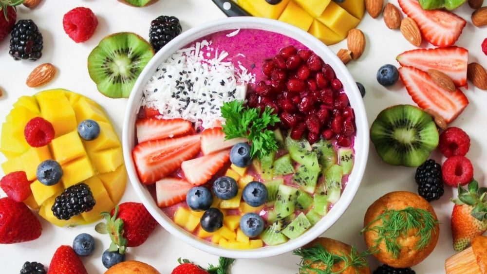 Super Healthy Fruits That You Can Eat Everyday!